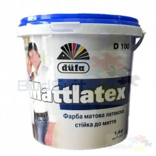 Dufa Mattlatex Краска матовая латексная 1,4кг