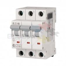 Автоматический выключатель Eaton HL-C16/3 3Р 16А тип C 4.5 кА