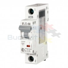 Автоматический выключатель Eaton HL-C20/1 1Р 20А тип C 4.5 кА