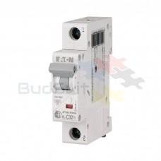 Автоматический выключатель Eaton HL-C32/1 1Р 32А тип C 4.5 кА