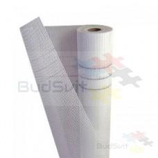 Сетка штукатурная 5 * 5 мм плотность 75 г / кв.м (1 * 50 м) п/м