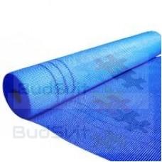 Сетка штукатурная 5 * 5 мм плотность 145 г / кв.м (1 * 50 м) п / м