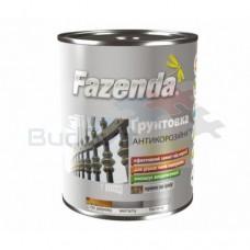Fazenda Грунтовка ГФ-021 серая антикоррозийная 2,8 кг