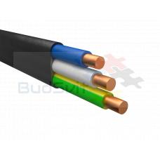 Провод ВВГп нг 3х4,0мм², Премиумкабель