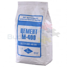 Цемент ПЦ-400 Кривой- Рог (5 кг)