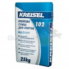 KREISEL 102 клей для плитки 25 кг