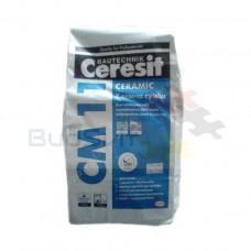 CERESIT СМ-11 Клей для плитки, 5 кг