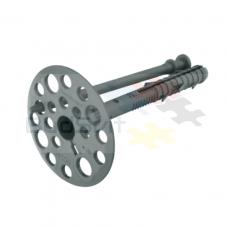 Термодюбель  для теплоизоляции с пластиковым гвоздем 10*70 мм (уп 100 шт)