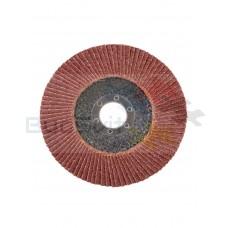 Диск шлифовальный лепестковый 125 x 22 мм зерно K 40