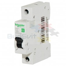 Автоматический выключатель 1P 40А, тип C 4.5 кА, Schneider Electric