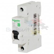 Автоматический выключатель 1P 63А, тип C 4.5 кА, Schneider Electric