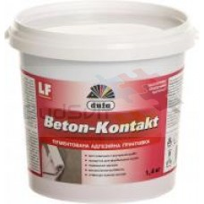 Грунтовка адгезионная Dufa Beton-Kontakt 1.4 кг