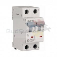 Автоматический выключатель Eaton HL-C20/2 2Р 20А тип C 4.5 кА