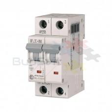 Автоматический выключатель Eaton HL-C32/2 2Р 32А тип C 4.5 кА