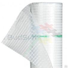 Паробарьер армированный белый 1,5 * 50 м (75 м.кв.) м/пог