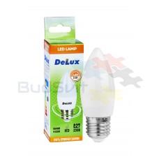 Лампа светодиодная DELUX BL37B 5 Вт E27