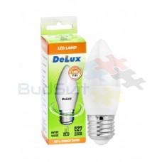 Лампа светодиодная DELUX BL37B 7 Вт E27