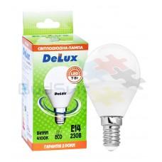 Лампа светодиодная DELUX BL50P 7 Вт E14