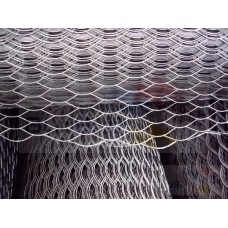 Сетка просечно-вытяжная 17 х 40 х 0.5 мм, 10 кв . м х /к.