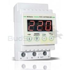 Реле контроля напряжения УКН-50с (с термозащитой), HS-Electro