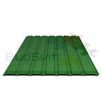 Профнастил ПМ-10 0,30х950х1500  (зел) Китай